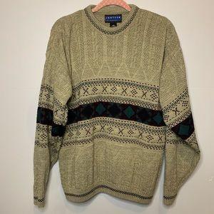 Oversized Grandpa Sweater